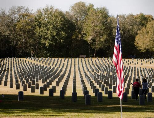 Volunteers to Clean National Cemeteries on National Day of Service